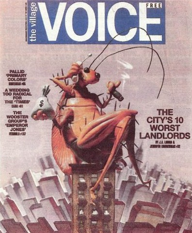 10 Worst Landlords 1998
